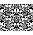 Graphic seamless abstract pattern regular vector image vector image