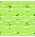 shoot seamless background vector image vector image
