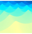 Water Wave Water Surface Nature background vector image