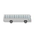coach bus vector image vector image