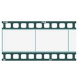 image of film strip vector image