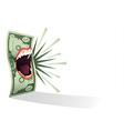 Money Talks vector image vector image