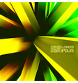 3D abstract vector image
