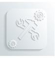 repair tools icon vector image