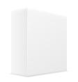 white box 02 vector image vector image