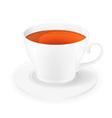 cup of tea 01 vector image