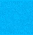 analytics line tile pattern vector image
