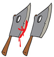 meat chopper vector image