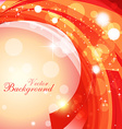 shiny background vector image