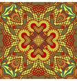 hand draw original retro paisley seamless pattern vector image vector image