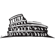 The Colosseum vector image vector image