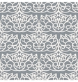 Seamless Pattern Laser Cut Template vector image