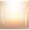 gold abstract background vector image