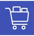 Full Cart vector image