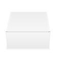 white box 06 vector image