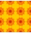 Ethnic native geometric seamless pattern vector image