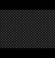 shiny glossy black mosaic seamless background vector image