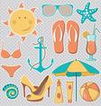 summerset vector image