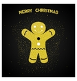 Magic holiday design element vector image