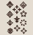 icon-decorative-set vector image