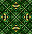 casino pattern vector image