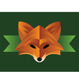 Fox Graphic vector image