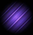 Hi-tech abstract violet background striped texture vector image vector image
