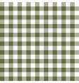 Seamless texture of retro color plaid vector image