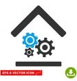 Workshop Eps Icon vector image