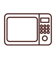 kitchen appliance electric isolated icon vector image