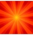 sun light background eps 8 vector image