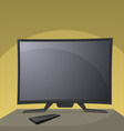 Smart Tv vector image