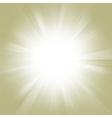 gold burst vector image