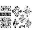 Ornamental Decoration vector image