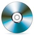 CD disk vector image
