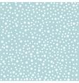Polka dot background in vintage style vector image