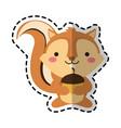 animal icon image vector image