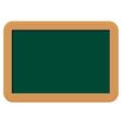 small chalkboard vector image