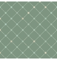 Vintage seamless with dots EPS 8 vector image vector image