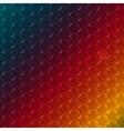Abstract hexagon shape design template vector image