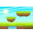 Game Background vector image