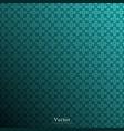 vintage dark green background vector image