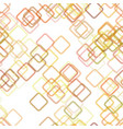 seamless geometric square pattern background - vector image vector image