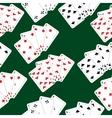 Card seamless vector image