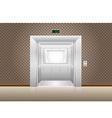 elevator 02 vector image