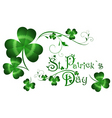 St Patrick's Day vector image