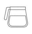 glass coffee maker kitchen equipment vector image