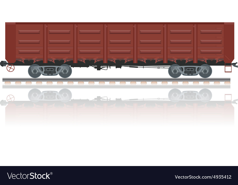 Gondola car vector