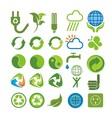 environmental vector image vector image
