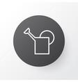 bailer icon symbol premium quality isolated vector image